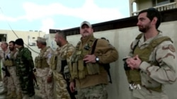 Iraqi Christian Militia Aided by American Army Veterans in Anti-IS Fight