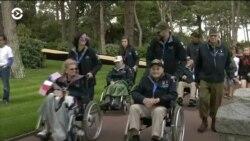 День ветеранов: американцы чествуют, благодарят и вспоминают