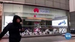 """""""Huawei"""" AQSh kompaniyalari uchun """"qimmat""""ga tushdi"""