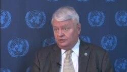 Le secrétaire général adjoint aux opérations de maintien de la paix Hervé Ladsous s'exprime sur les accusations d'abus sexuels