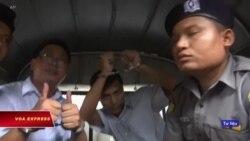 Myanmar: Ký giả Reuters kháng cáo bất thành