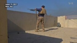 Mosul's Government Complex Captured