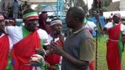 Wakimbizi kutoka Jamhuri ya Kidemokrasia ya Kongo, Burundi na Uganda