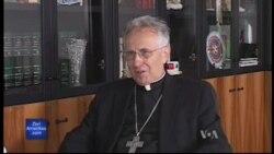 Intervistë me arkipeshkvin Rrrok Mirdita