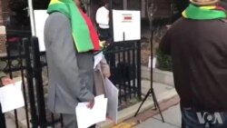 Police, Army Brutalities Anger Zimbabweans Living in USA