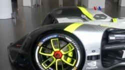 RoboRacer, primer auto de carreras sin conductor