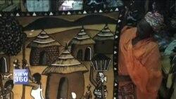 مالی کا روایتی کپڑا 'بوگولان'