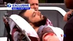 2016-09-20 美國之音視頻新聞: 紐約爆炸嫌疑人在和警員槍戰中受傷