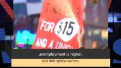 Học từ vựng qua bản tin ngắn: Recession (VOA News Words)