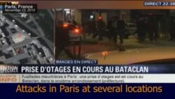 Attacks in Paris