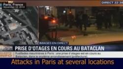 Attacks in Paris
