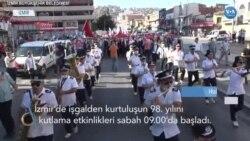 İzmir'de Kurtuluşun 98. Yıldönümü Kutlandı