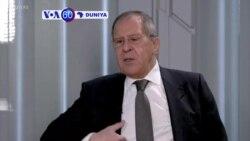 VOA60 DUNIYA: Ministan Harkokin Wajen Rasha Sergey Lavrov Ya Ce Gwanatin Kasar A Shirye Take Ta Yanke Hulda Da E.U