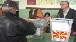Maqedonia në prag të zgjedhjeve presidenciale