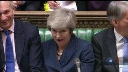 Як у Лондоні вирішували долю прем`єрства Терези Мей. Відео