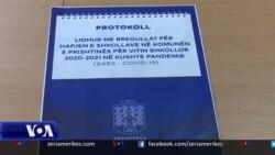Kosova hap shkollat me14 shtator - sfidë mbarëvajtja e procesit
