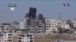 Suriye'nin Dara Kentinde Çatışmalar Şiddetleniyor