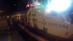 یونان: سمندر میں ڈوبنے والے شامی مہاجرین کی تدفین