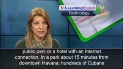 The Technology Report: The Internet Comes to Cuba, Slowly