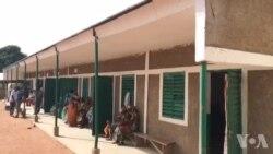 Les réfugiés centrafricains installés dans les camps d'Amboko et Gondjé (vidéo)