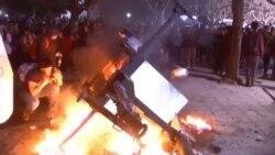 川普总统批评加大伯克利分校暴力抗议右翼网编