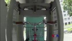 ေခြးထမင္းခ်ိဳင့္နဲ႕ ထူးျခားတဲ့စက္ဘီးဂိုေဒါင္