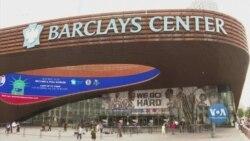 Як у містах США баскетбольні арени NBA перетворюють на виборчі дільниці. Відео