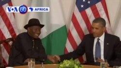 VOA60 Afirka - Satumba 24, 2013, Obama Da Jonathan Kan Barazanar Da Ta'addanci Ke Yi