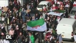 Wanafunzi Algeria waendelea kuandamana Rais Bouteflika asigombanie mhula wa tano