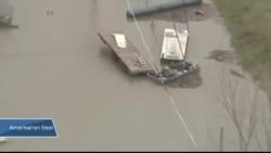 ABD'de Sel Felaketi Can Alıyor