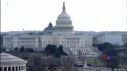 2018-12-28 美國之音視頻新聞: 美國政府部門停擺將延續至新年