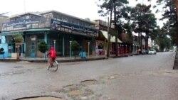 شهر هرات بعد از وضع محدودیت گشت و گذار روزانه