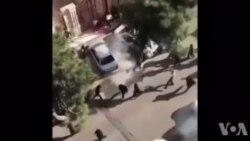 تصاویر دیده نشده از حادثه گلستان هفتم در تاریخ ۳۰ بهمن ۱۳۹۶