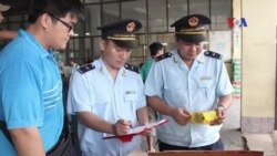 Việt Nam yêu cầu TQ thay bao bì táo gây tranh cãi về chủ quyền