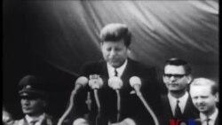肯尼迪的自由呼唤50年后仍响彻柏林