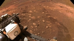 Science in a Minute: Sounds of Perseverance Moving Across Mars