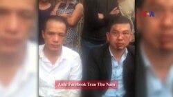 Luật sư Việt Nam 'tuần hành' tới gặp công an