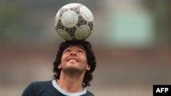 Diego Maradona (archives).