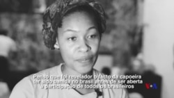 """De Angola com Amor, a Capoeira vai agarrar-te"""