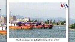 Thêm 7 ngư dân Việt bị Trung Quốc bắt giữ