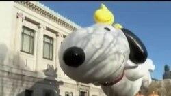 美国掠影:奥巴马感恩节致辞 星期五购物潮开始
