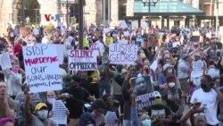 Kematian George Floyd Picu Gelombang Protes di Kota-kota Besar AS