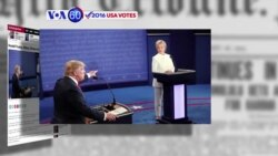 VOA60 Elections - The Washington Times: Donald Trump and Hillary Clinton tied in New Hampshire
