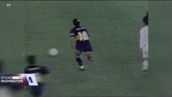 Maradona je fudbal