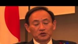 日本官房长官接受VOA专访谈中日岛争