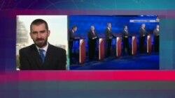 Предвыборные дебаты республиканцев