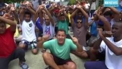 Australia Detainees