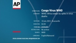 WHO: Africa Swept by Spike in COVID-19 Deaths