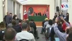 México pone sobre la mesa tema de armas ilegales