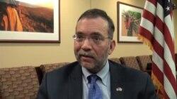 David Brown, conseiller spécial du Département d'Etat pour la République Centrafricaine